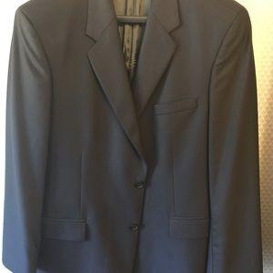 44 regular Alfani navy sports jacket
